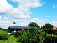 Our summer house in Vejle Fjord.