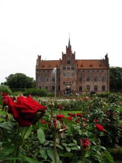 Egeskov Castle.