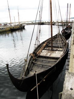 Roskilde Viking's Museum.