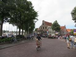 Medemblik town centre