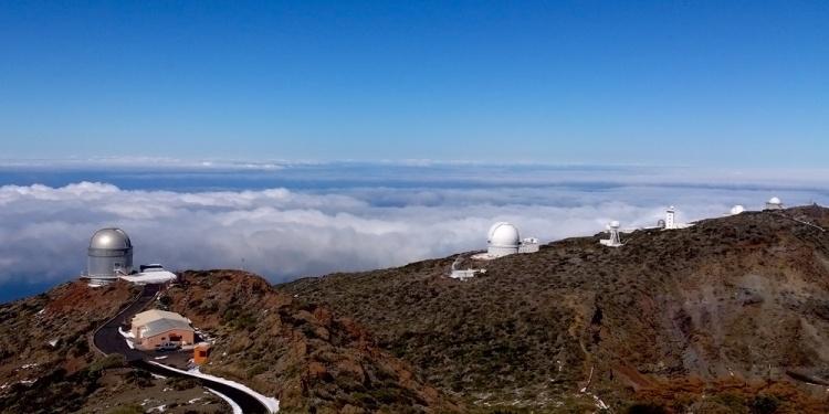 La Palma - Roque de los Muchahos Observatory