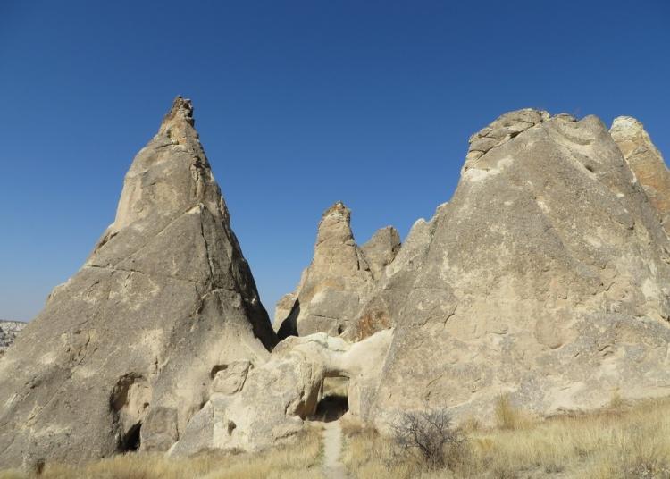 Threshold, Cappadocian style