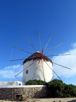 Windmill of Mykonos