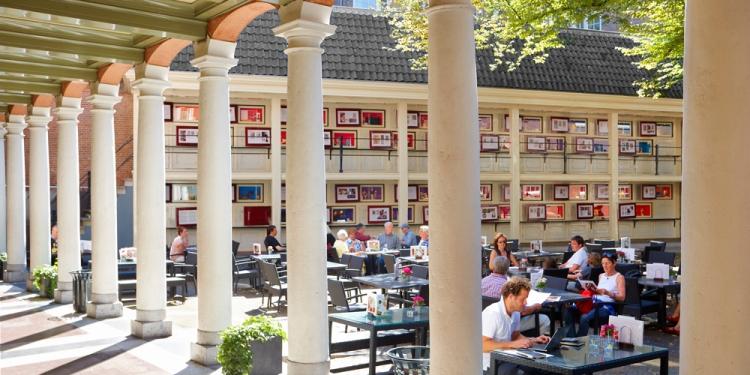 Amsterdam Museum Press Photo