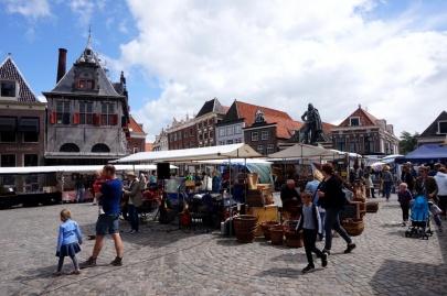 Hoorn market square
