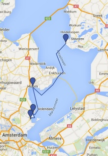 Summer Sail 2015 course-1