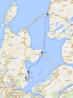 Summer Sail 2015 course-3