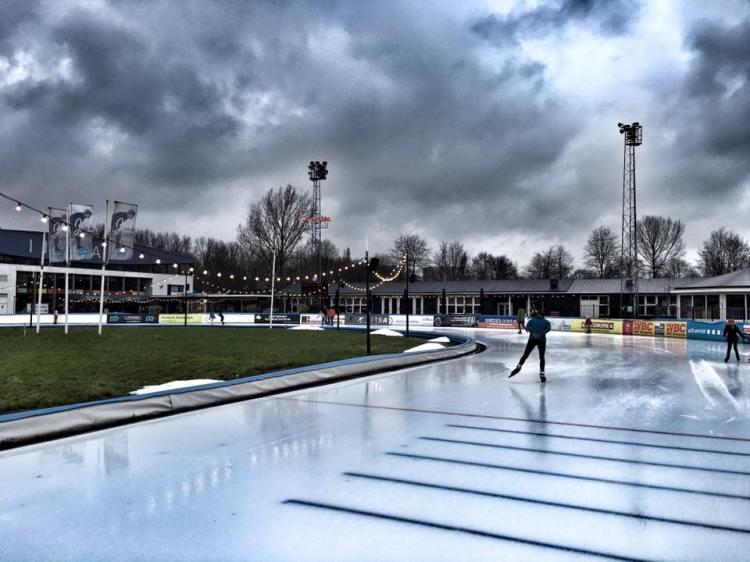 Skating season Netherlands