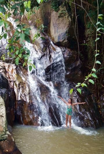 Na Muang waterfall #2