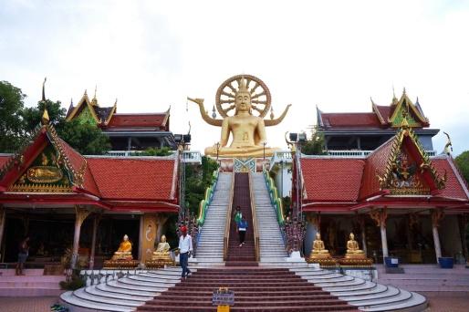 Big Buddha in Bangrak
