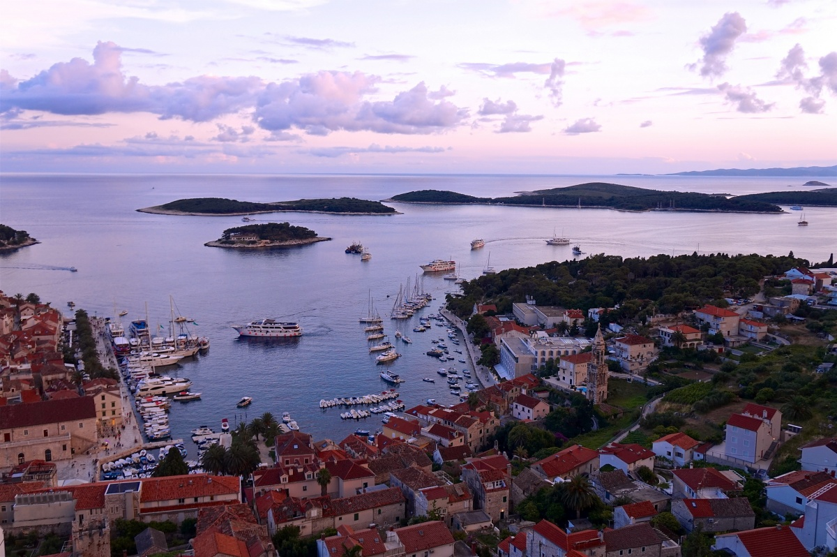 Croatian Mini Island Hop: Hvar and Pakleni Islands